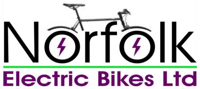 Norfolk Bikes Logo